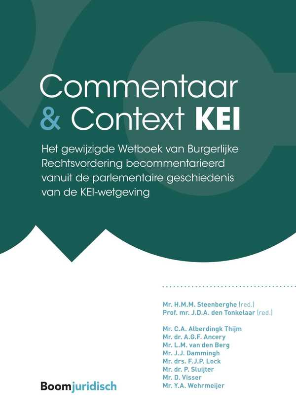 Commentaar & Context KEI