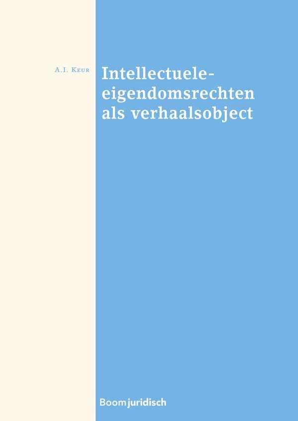 e8d160e3300 Boom Juridisch - Boom Basics Intellectuele eigendom