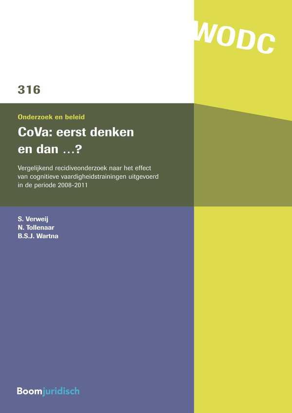 CoVa: eerst denken en dan …?
