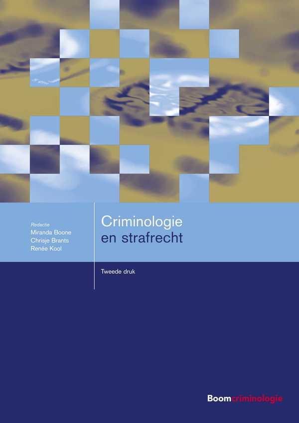 Criminologie en strafrecht
