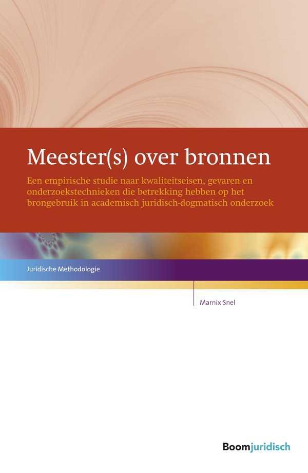 Meester(s) over bronnen