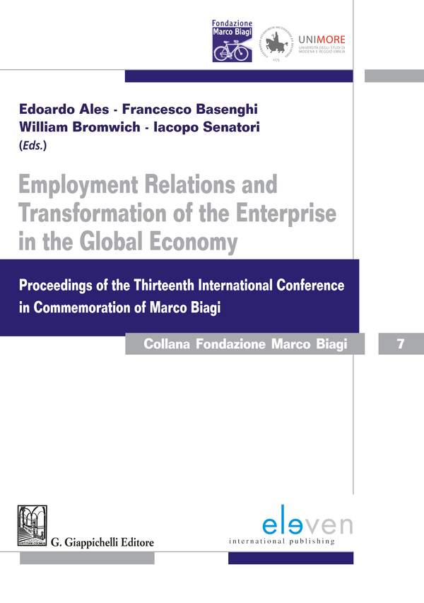 Employment Relations and Transformation of the Enterprise in the Global Economy