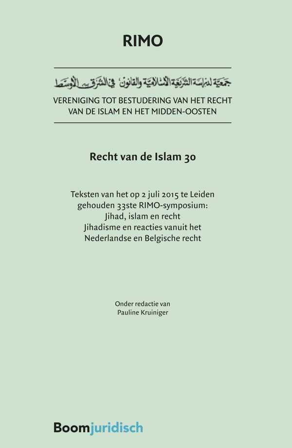 Recht van de Islam 30