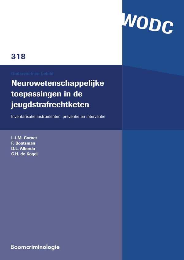 Neurowetenschappelijke toepassingen in de jeugdstrafrechtketen