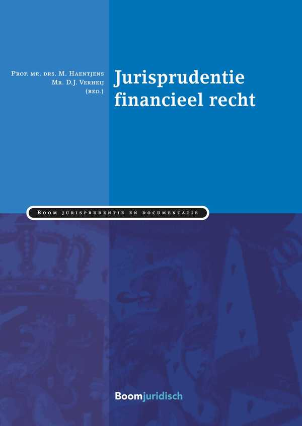 Jurisprudentie financieel recht