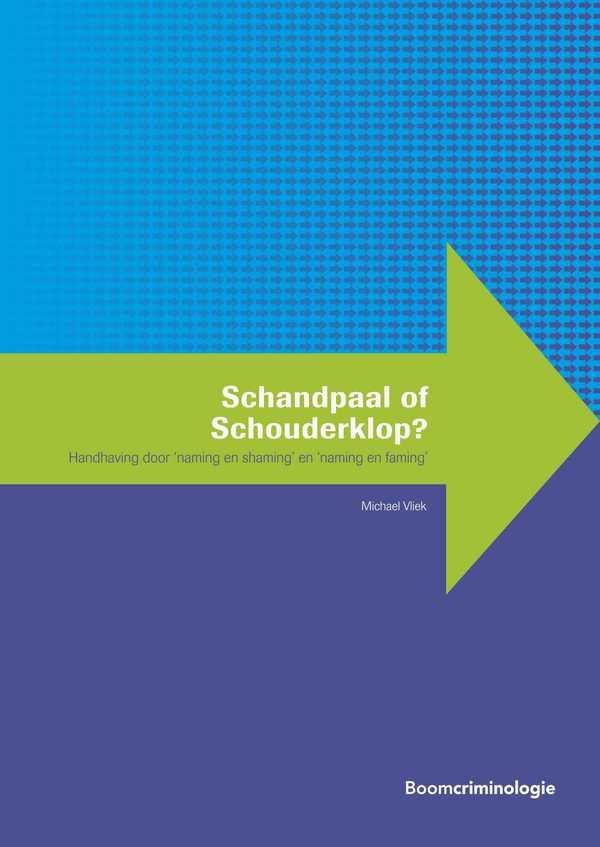 Schandpaal of Schouderklop?
