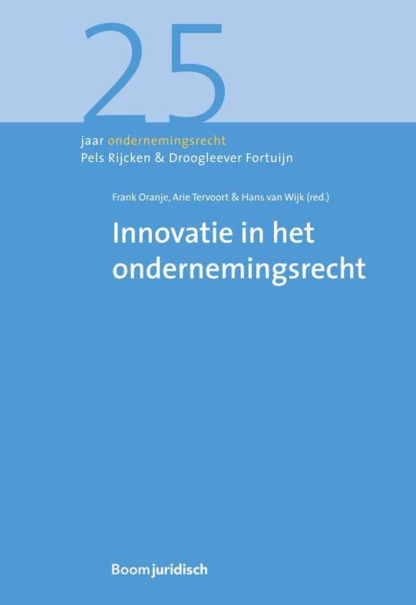 Innovatie in het ondernemingsrecht