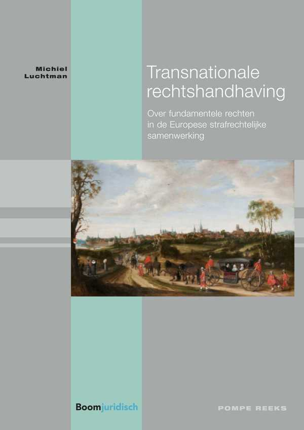 Transnationale rechtshandhaving