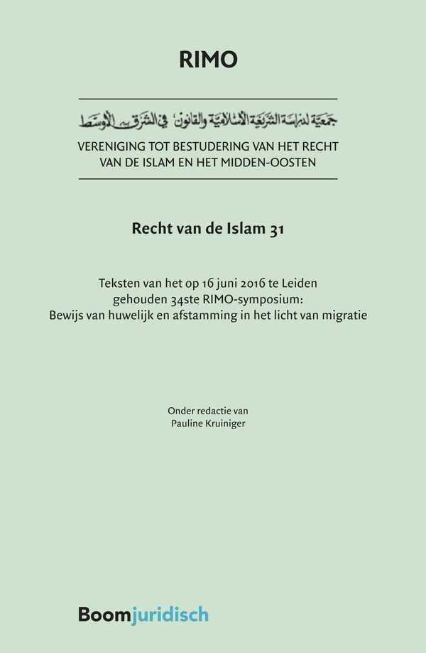 Recht van de Islam 31