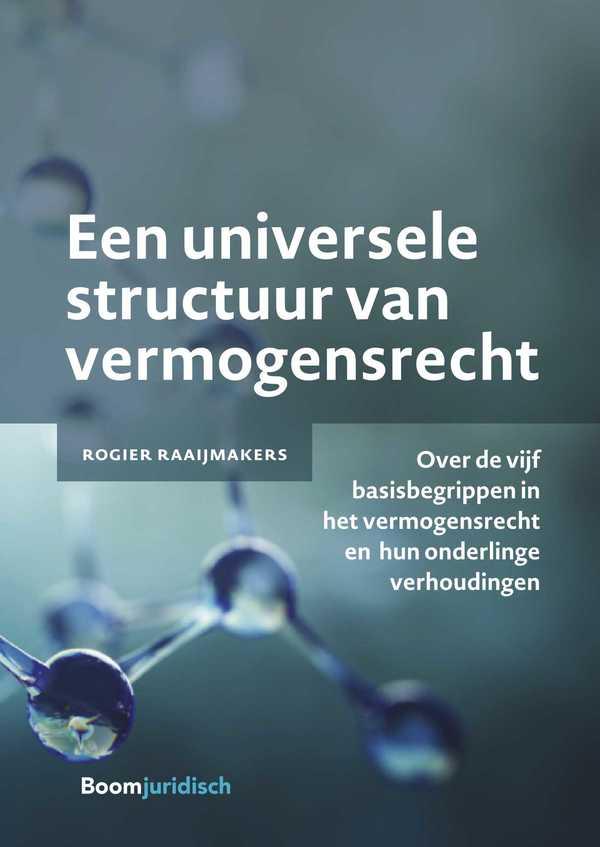 Een universele structuur van vermogensrecht
