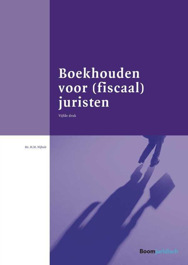 Boekhouden voor (fiscaal) juristen