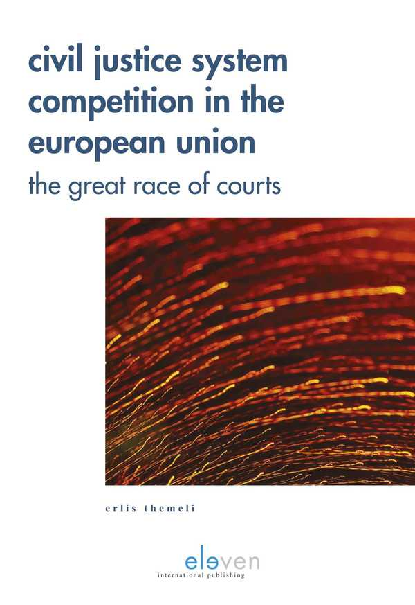 Civil Justice System Competition in the European Union