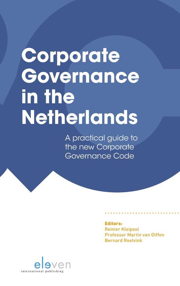 Corporate Governance in the Netherlands