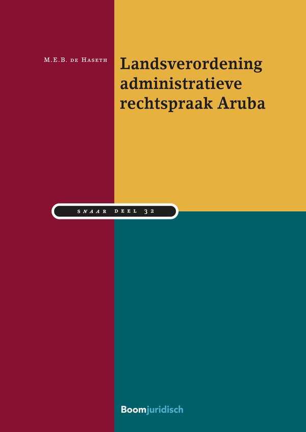 Landsverordening administratieve rechtspraak Aruba