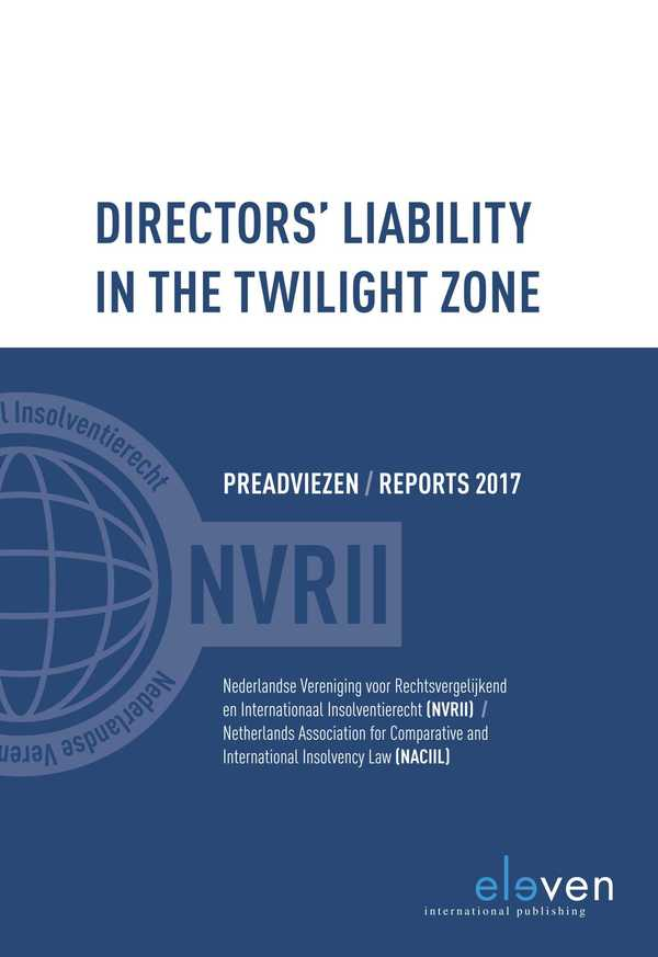 Directors' liability in the twilight zone