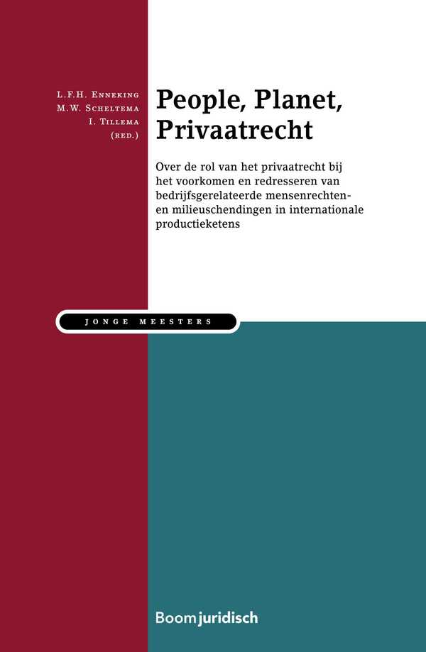 People, Planet, Privaatrecht