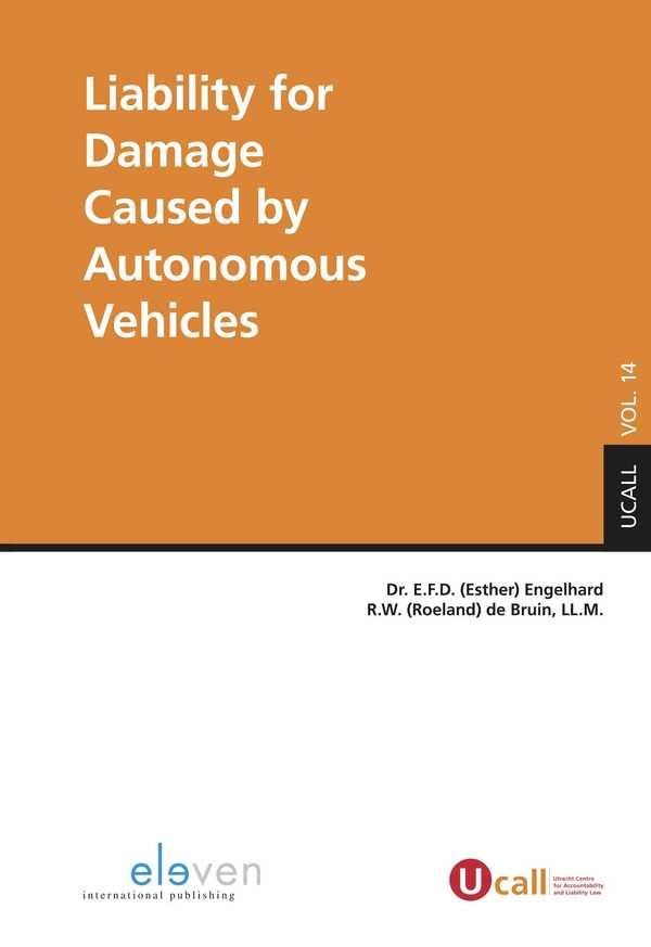 Liability for Damage Caused by Autonomous Vehicles