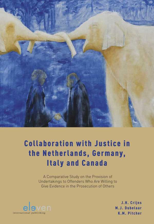 Collaboration with Justice in the Netherlands, Germany, Italy and Canada