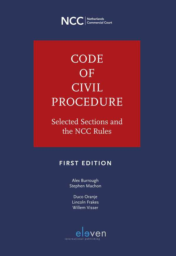 Code of Civil Procedure