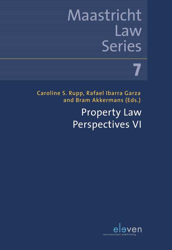 Property Law Perspectives VI