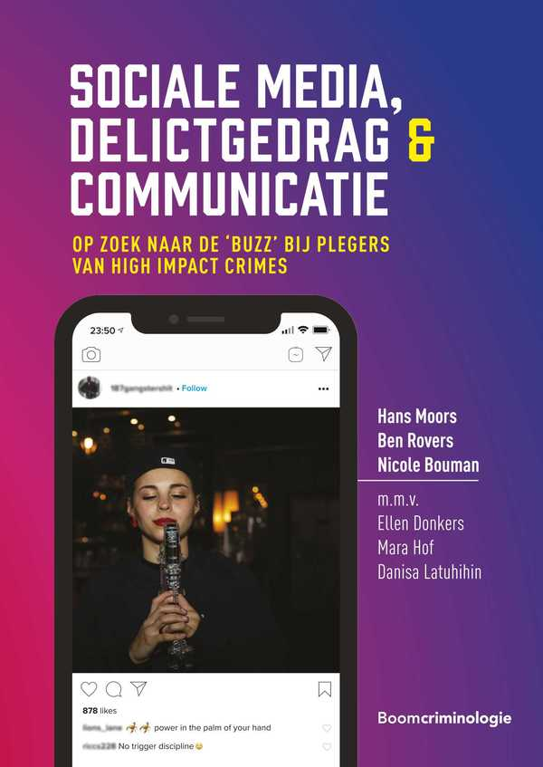 Sociale media, delictgedrag & communicatie