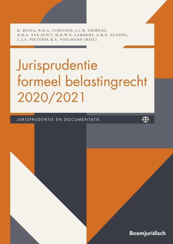 Jurisprudentie formeel belastingrecht 2020/2021