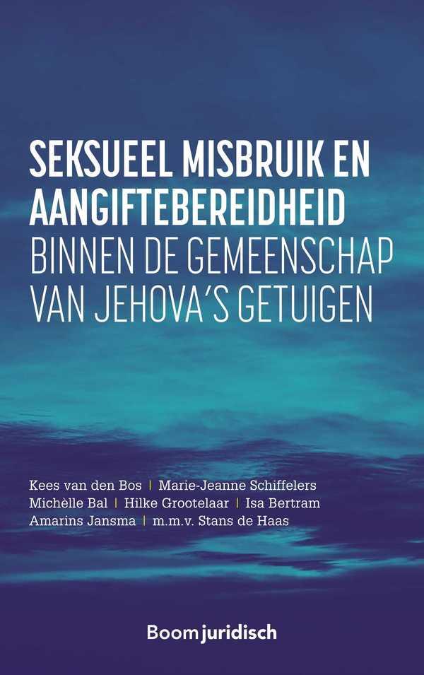 Seksueel misbruik en aangiftebereidheid binnen de gemeenschap van Jehova's getuigen