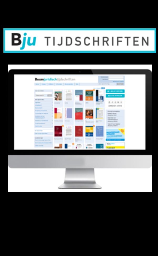 Boom juridisch tijdschriftenportaal