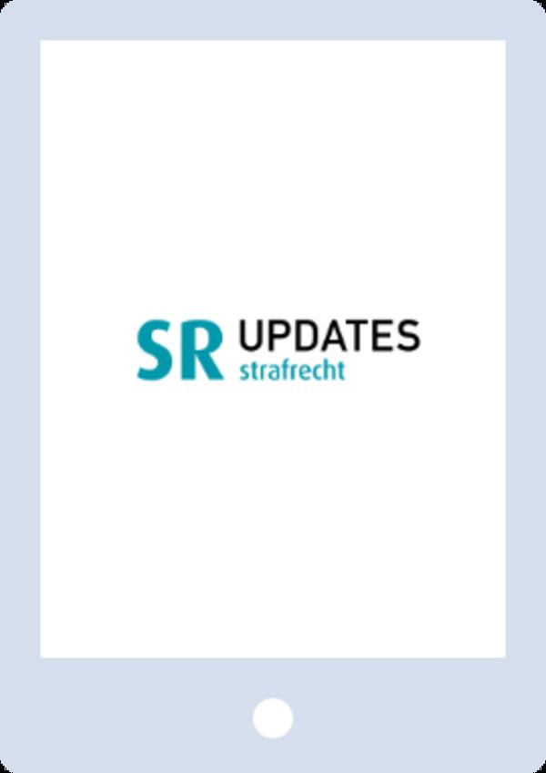 SR Updates - Strafrecht