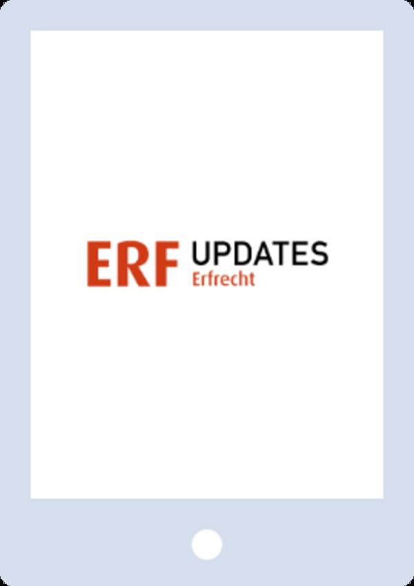 ERF Updates - Erfrecht