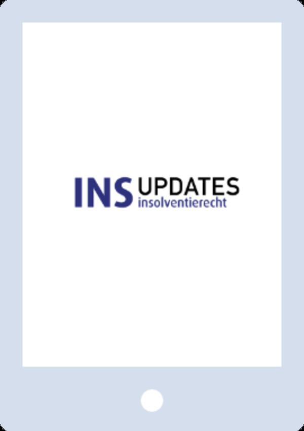INS Updates - Insolventierecht